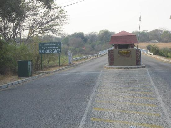 how to get from nelspruit to kruger