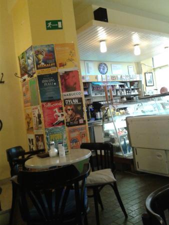 GHOTEL hotel & living Munchen-City: kleines Cafe