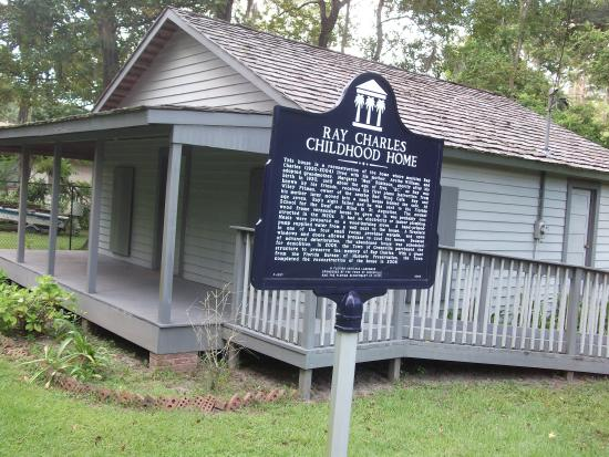 Ray Charles Childhood Home