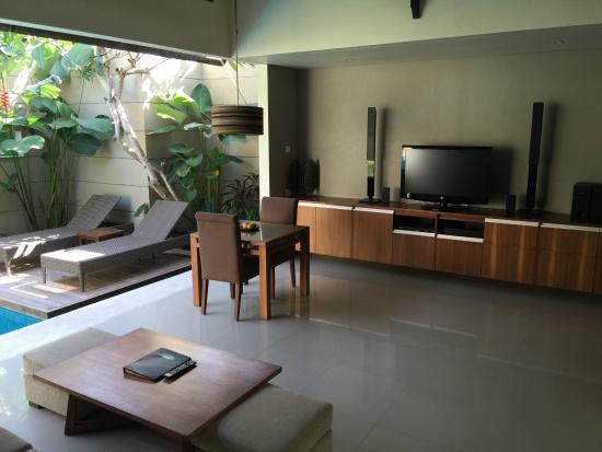 Pradha Villas: Almost a Great Stay but Nonetheless Pleased