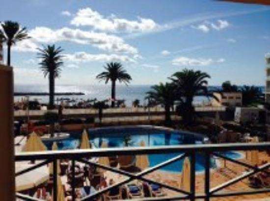 Levante Park Hotel: Room view