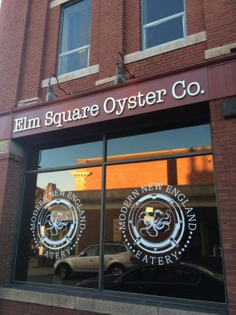 Elm Square Oyster Co.