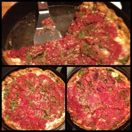 Pizzeria due picture of pizzeria due chicago tripadvisor
