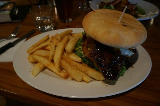 Speights Ale House: Steak Burger