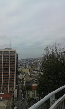 Norus Apartments Las Condes: vista increible de la ciudad