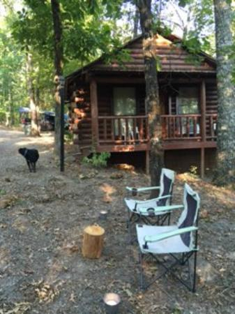 Cabin 6 at Wilderness Resort