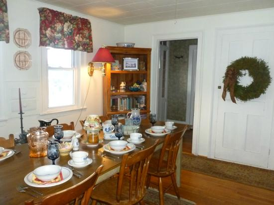 The Keazer  Farm Bed & Breakfast