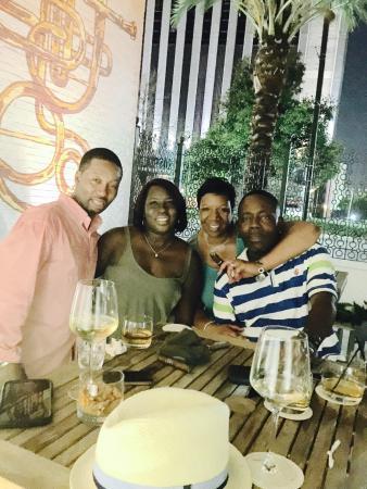 Le Meridien New Orleans: # GreattimesGreatfriends @ Le Meridian New Orleans