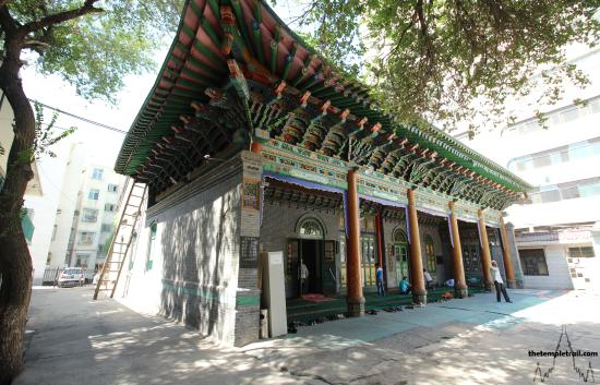 Southern Mosque: Southern Great Mosque of Urumqi