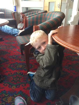 Cowley Hotel : Our family holiday Blackpool 2015