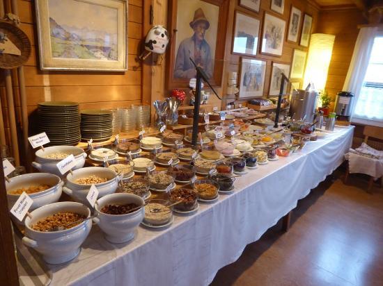 Naturfreundehaus: Breakfast