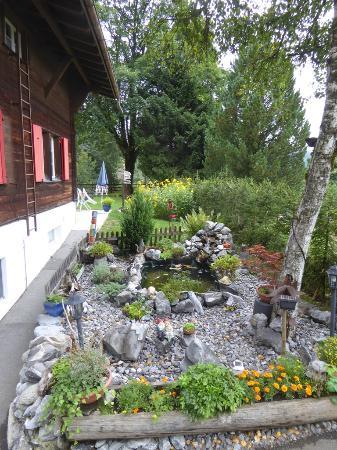 Naturfreundehaus: Garden
