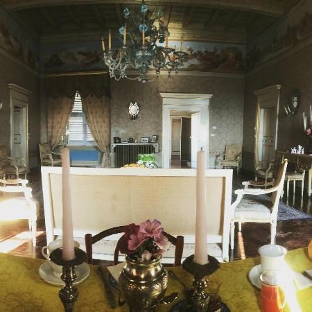 Palazzo Pucci B&B: sala