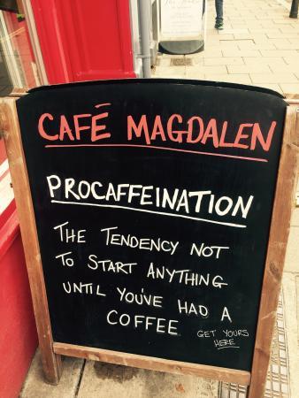 Café Magdalen
