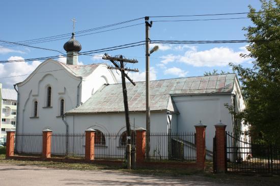 Церковь Нечаянная Радость Иконы Божией Матери