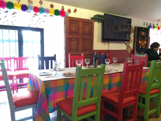 Foto De Frida Restaurante Mexicano Bogot The Place