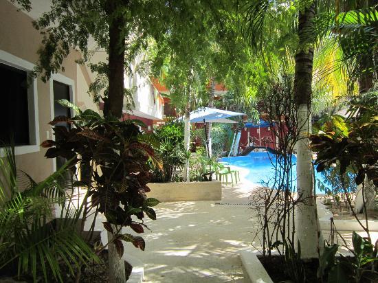 Maya Bric Hotel: ÁREAS PÚBLICAS