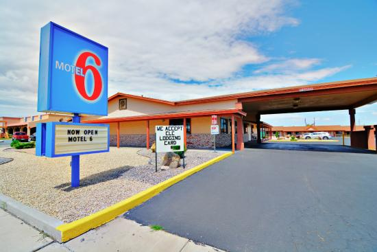 Motel 6 Lordsburg Nm Exterior