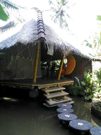 Bamboo Village Le Sabot Ubud: The Leaf Lodge