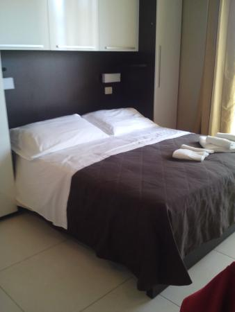 Residence Sottovento : letto