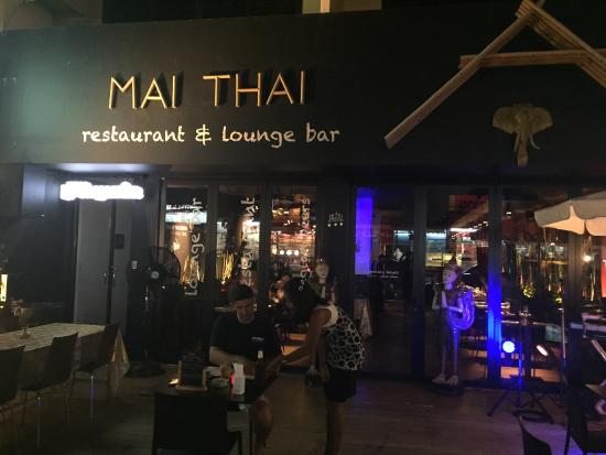Picture of mai thai cuisine pattaya for Aqua malaysian thai cuisine