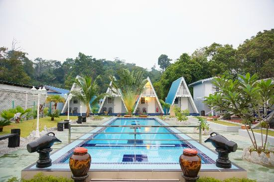 Nipah Guesthouse: A frame cottage