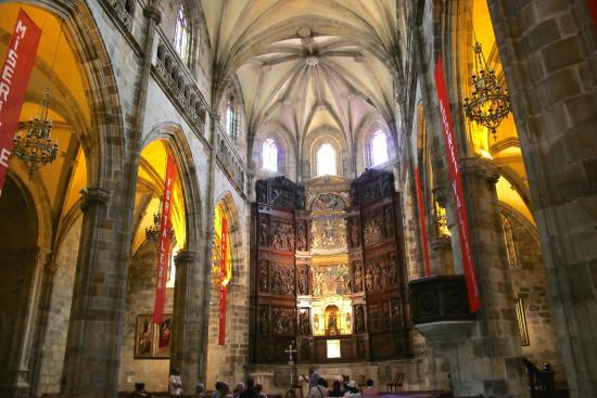Basílica de Santa María: Nave central