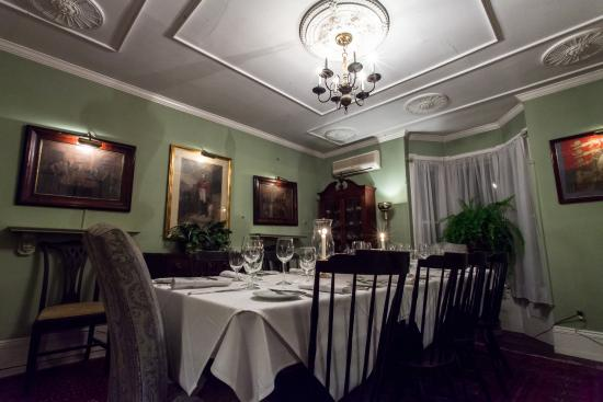 Lambertville, NJ: Private dining room for 8-12 people