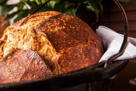 Lambertville, NJ: Homemade Sourdough Bread