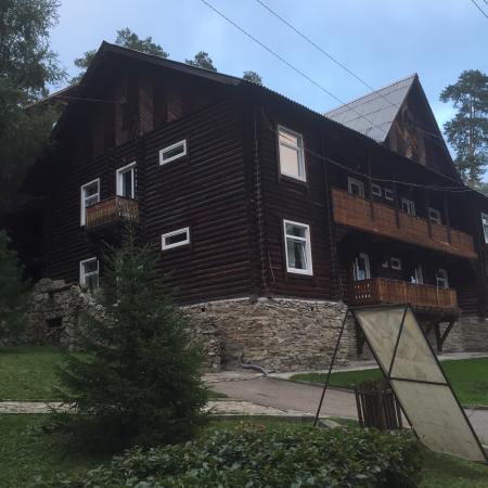 Zolotoi Plyazh: отель Золотой пляж