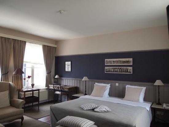 Hotel 't Sandt: Muy buena cama
