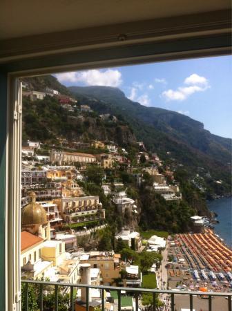 Casa Cosenza: Dalla stanza romantica
