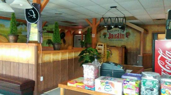 Joelton, TN: Jardín mexican restaurant