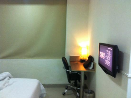 Hyphen Grand: Bedroom area