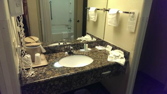 Comfort Inn Fruita: Room