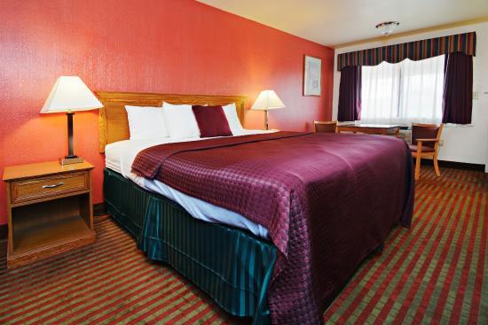 Motel 6 Lordsburg NM: Guest Room