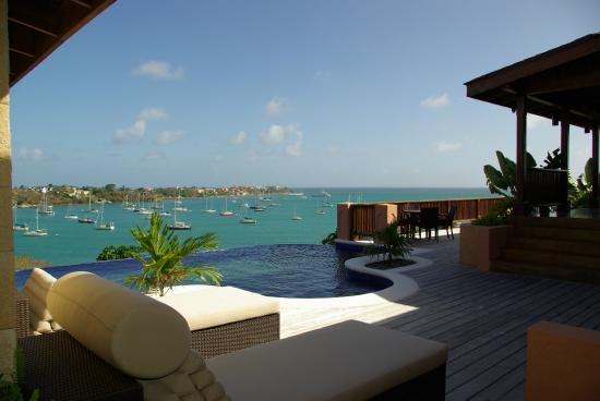 Calabash Luxury Boutique Hotel & Spa: Villa