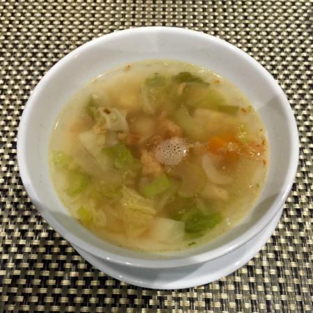 Dapur Indonesia: soup – lunch menu