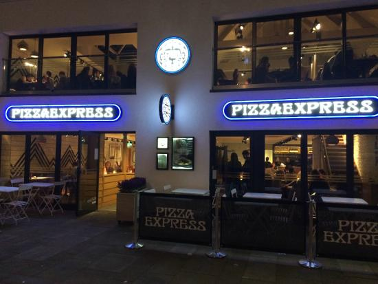 Ground Floor Picture Of Pizza Express Scarborough