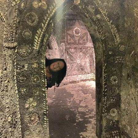 The Shell Grotto Photo