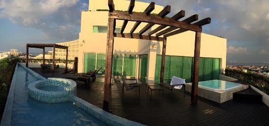 presidential suite balcony picture of live aqua beach resort