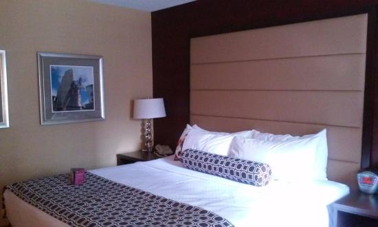 Crowne Plaza Downtown - Northstar: ROOM WAS NICE