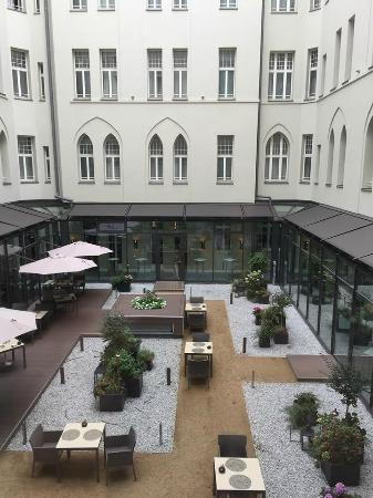 """Hotel am Steinplatz, Autograph Collection: Steinplatz """"Courtyard"""""""