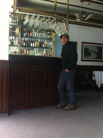 bar del hotel lexus - picture of hotel lexus, lima - tripadvisor