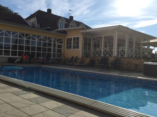Hotel Skansen : Poolen