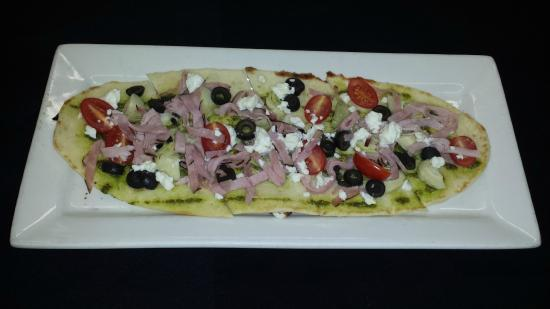DoubleTree Suites by Hilton Tucson Airport: Greek Flatbread