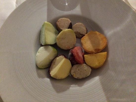 semifreddo pistache et amandes sorbets d 233 licats po 234 l 233 e de moules et vongole vin blanc grecchi