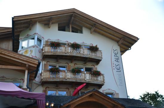 Hotel Les Alpes: hotel