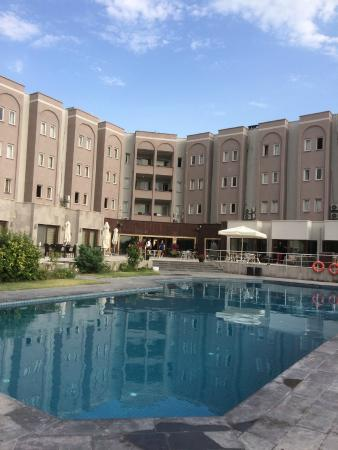 Avrasya Hotel: Piscina