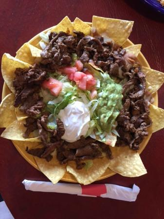 Deatsville, AL: Steak Nachos